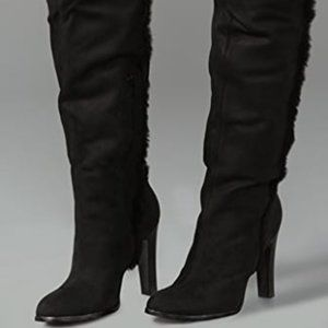 Luxury Rebel Velma Over the Knee Boots